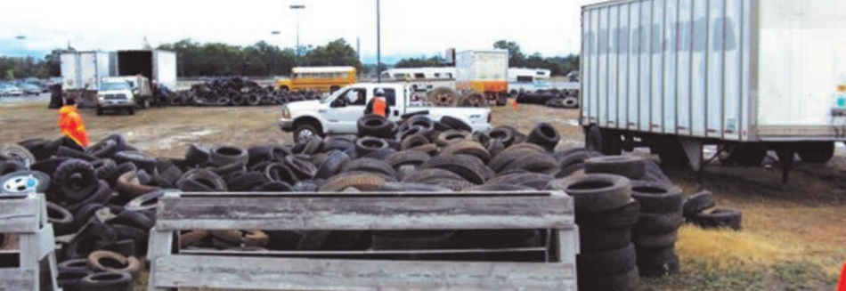 Tire Recycle Amnesty Events